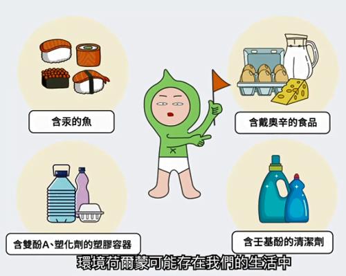 【好文轉發】認識環境賀爾蒙